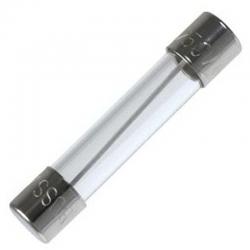 Fusibile in Vetro 6.35x32mm 12A - Confezione 10pz