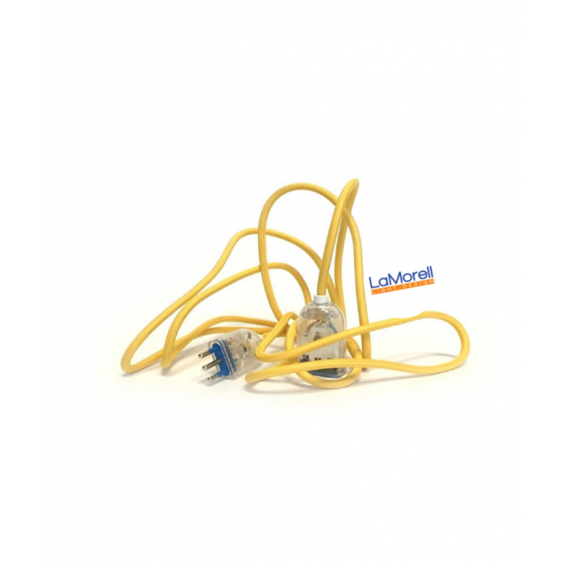 Extension Cord LM19 Yellow 3x0,75