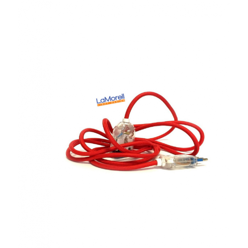 Extension Cord LM05 Red 3x0,75