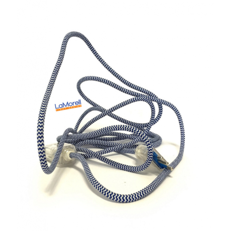 Extension Cord LM31 White/Blue 3x0,75