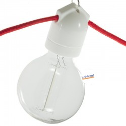PORCELAIN LAMPHOLDER E27...